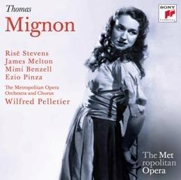 《紐約大都會歌劇院系列16》湯瑪斯:迷孃 Thomas: Mignon 2CD