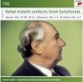 《典範大師套裝系列33》庫貝力克指揮莫札特、舒曼&布魯克納交響曲 7CD