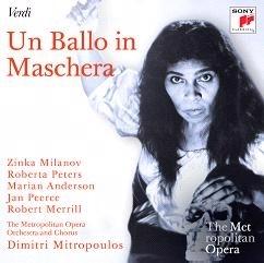 《紐約大都會歌劇院系列9》威爾第:假面舞會 Un Ballo in Maschera 2CD