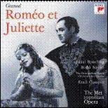 《紐約大都會歌劇院系列3》古諾:羅密歐與茱麗葉 Roméo et Juliette 2CD