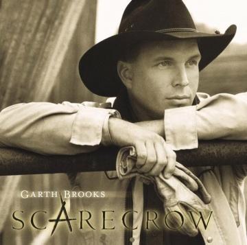 葛斯布魯克斯 Garth Brooks / 衣衫襤褸 Scarecrow (2014 Remastered) CD