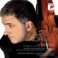 多明尼克.諾迪歐 Domenico Nordio / 小提琴協奏曲 CD