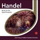 法國百雅室內管弦樂團 / 韓德爾 Handel:皇家煙火 CD