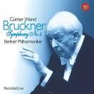 根特.汪德(指揮) 柏林愛樂 / 布魯克納 Bruckner:第四號交響曲「浪漫」CD