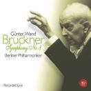 根特.汪德(指揮) 柏林愛樂 / 布魯克納 Bruckner:第8號交響曲 CD