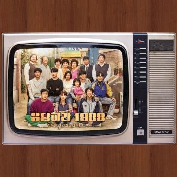 請回答1988 電視劇原聲帶 導演特別版【台灣索尼官方進口版】CD+DVD