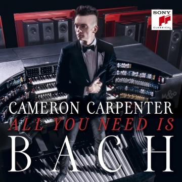 卡麥隆卡本特 / 你需要的是巴哈 All You Need is Bach CD