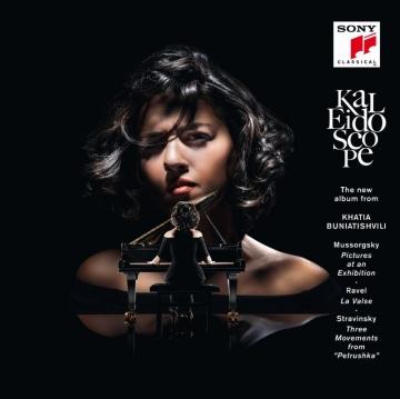 卡蒂雅 / 萬花筒 Kaleidoscope 展覽會之畫&彼得羅希卡 (日本版Blu-spec) CD