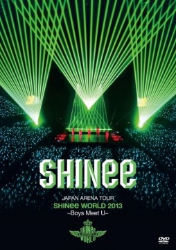 SHINee / JAPAN ARENA TOUR SHINee WORLD 2013 ~Boys Meet U~【普版】2DVD