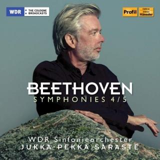 貝多芬:第四,五號交響曲  CD