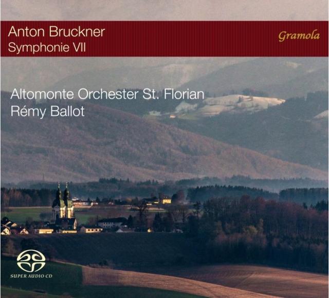 布魯克納:E大調第七號交響曲,WAB107  CD