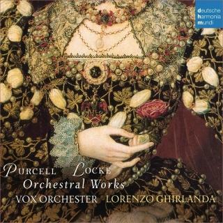 聲之古樂團 / 普賽爾&洛克:文藝復興劇樂組曲  CD