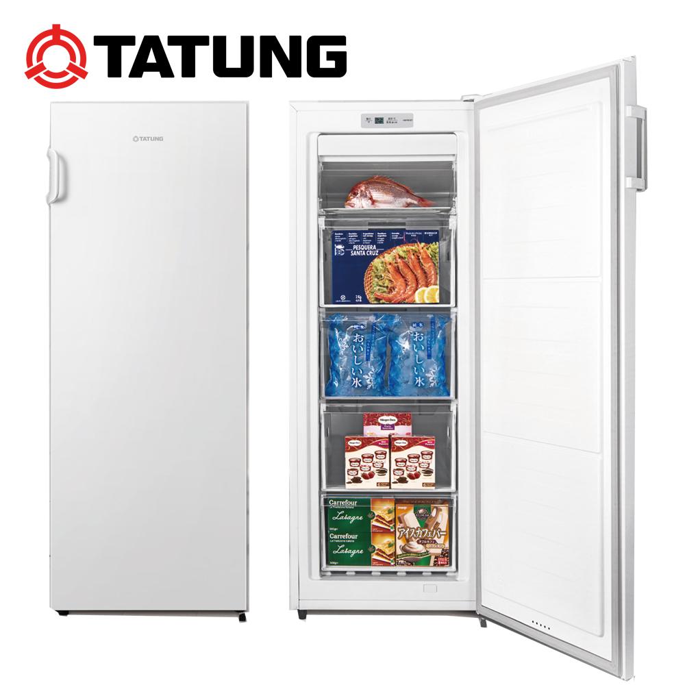 TATUNG大同 154公升直立式冷凍櫃TR-150SFH