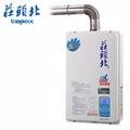 TOPAX莊頭北 13L大廈型數位恆溫強制排氣熱水器 TH-7132FE(桶裝瓦斯LPG/FE式)