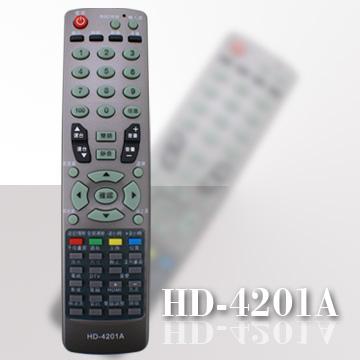 HD-4201A (億碩、宏碁、藍天、鈦田) 液晶/電漿電視全系列遙控器