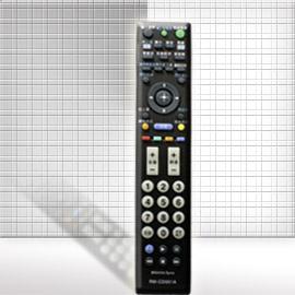 【遙控天王 】RM-CD001A 原廠模具(SONY 新力)液晶/電漿全系列電視遙控器