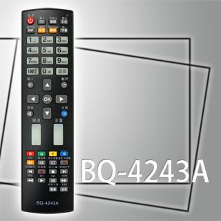 【遙控天王 】BQ-4243A (BENQ明碁/ASUS華碩)液晶/電漿全系列電視遙控器