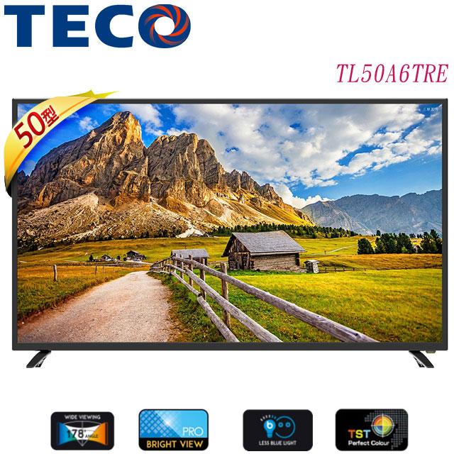 TECO東元 液晶顯示器 TL50A6TRE