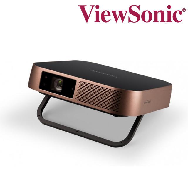 ▲媽呀我的愛▲ViewSonic優派 FHD 3D無線智慧微型投影機M2
