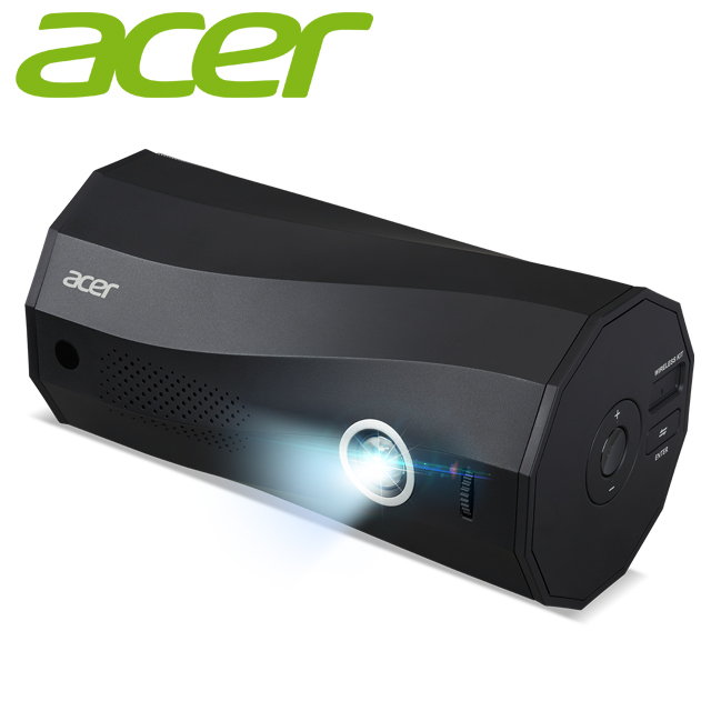 Acer Projector LED 無線劇院微型投影機 C250i