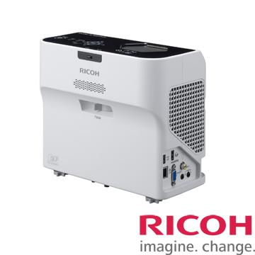 Ricoh理光 PJ系列超短焦投影機 PJ WX4152N