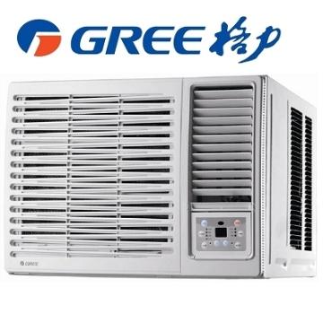 GREE格力R410定頻右吹式窗型冷氣【GWF-72D】