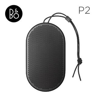 B&O PLAY BeoPlay P2 藍牙喇叭 尊爵黑