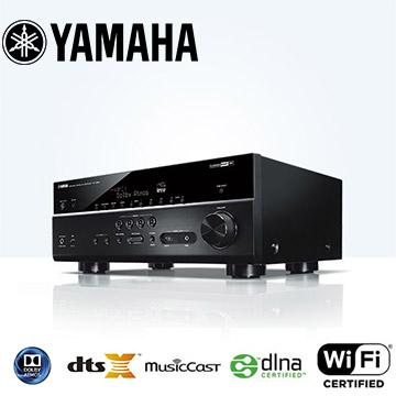 山葉 YAMAHA RX-V683 7.2聲道AV環繞擴大機