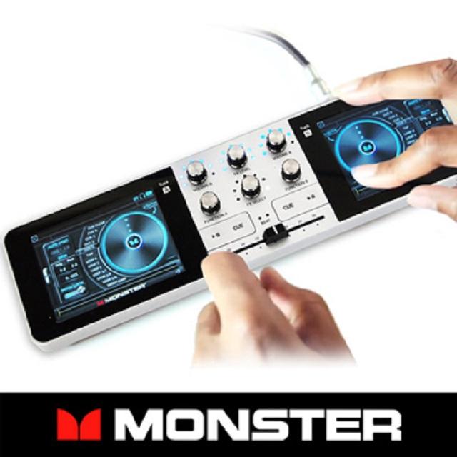 Monster魔聲 GODJ數位控制器