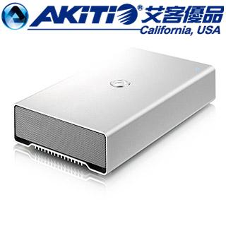 AKiTiO 星極光 U3.1 3.5吋 USB3.1 Gen2 1bay 外接盒
