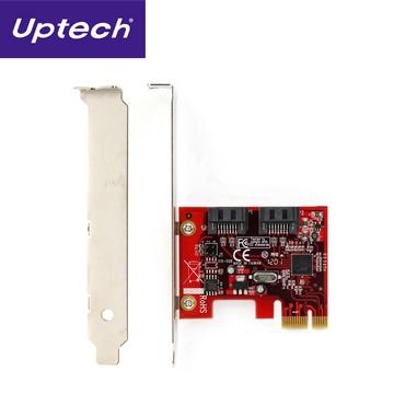 Uptech SR300 SATA III磁碟陣列卡