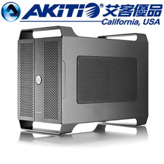 AKiTiO Node DuoThunderbolt3 轉雙 PCIe 外接擴充裝置