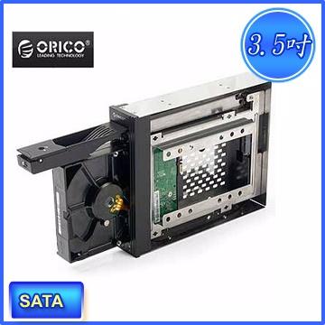 ORICO 3.5吋 硬碟抽取盒 1109SS