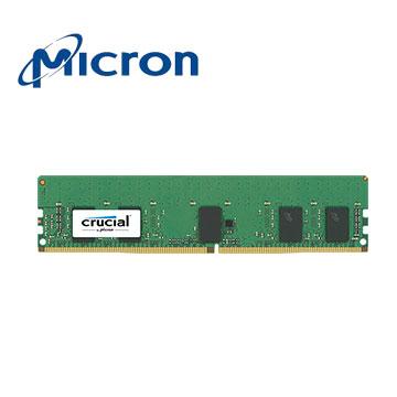 Micron Crucial 美光 DDR4 2400 8GB ECC R-DIMM 伺服器記憶體(SRx8)