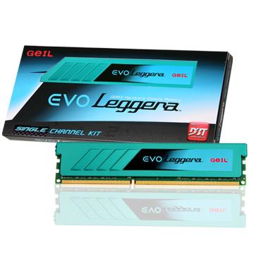GeIL DDR3 輕競系列 8GB 1600 單通道記憶體