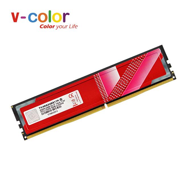 V-Color DDR4 2400 8GB 桌上型記憶體