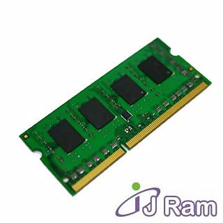 J-RAM 2GB DDR3 1600 筆記型記憶體