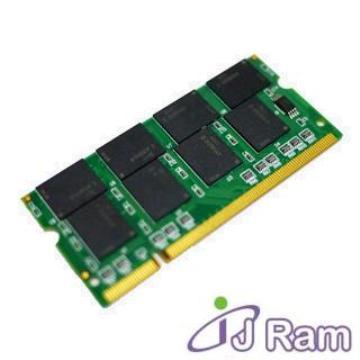 J-RAM 2GB DDR3 1066 筆記型記憶體