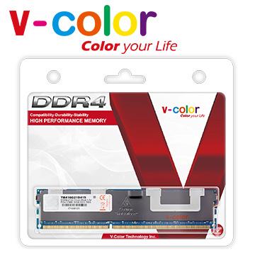 V-Color  16GB DDR4 2133MHz  伺服器專用記憶體