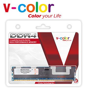 V-Color  16GB DDR4 2400MHz  伺服器專用記憶體