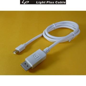 LPC-1670 mini DisplayPort to DISPLAYPORT 連接線 1m (=LPC-1709)