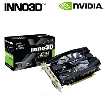 映眾INNO3D GEFORCE GTX 1060 3GB GDDR5 COMPACT 顯示卡