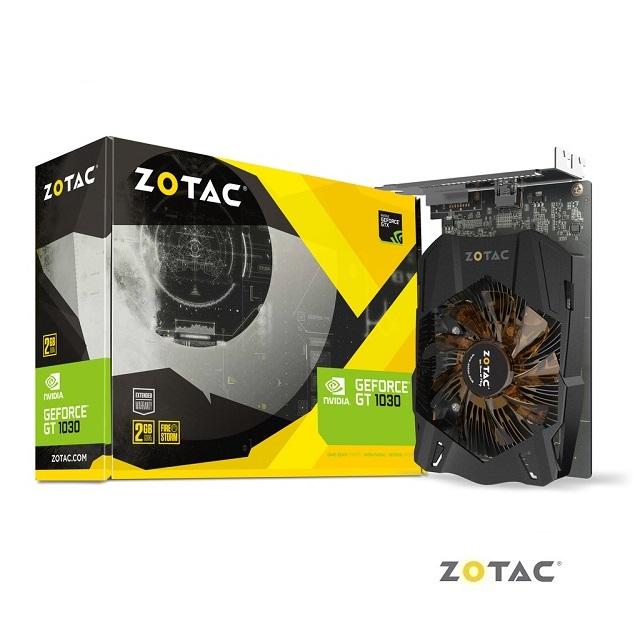 【ZOTAC】索泰GeForce® GT 1030