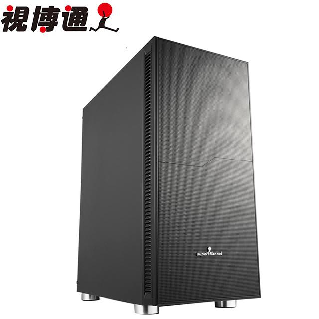 視博通 SA3412(B) 靜音使者 ATX 電腦機殼