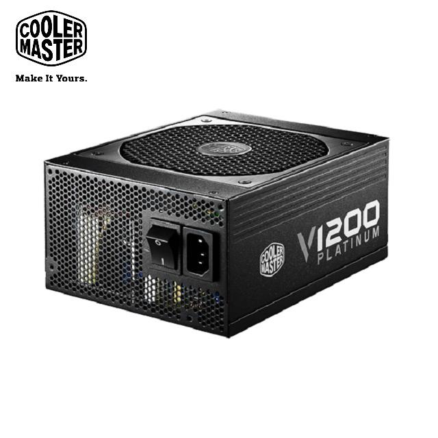 Cooler Master V全模組化 80Plus白金牌 1200W 電源供應器