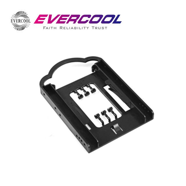 EVERCOOL 免工具硬碟支架 (單層)HDB-125