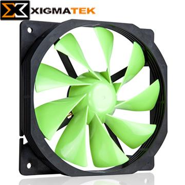 Xigmatek 120mm XOF系列 承系統散熱風扇(XOF-F1252)