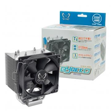 Scythe SCBYK-1000 白虎 CPU散熱器