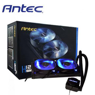 h1200 Antec)Antec KUHLER H2O H1200 Pro CPU water-cooling heat sink ...