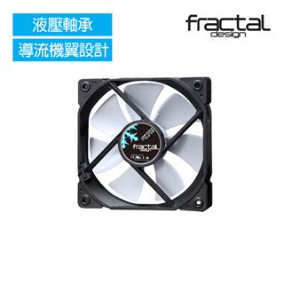 【Fractal Design】 Dynamic X2 GP-12 PWM 機殼系統靜音風扇